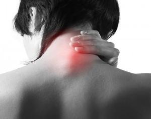 curar el dolor de cuello